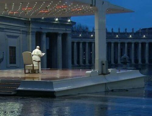 La Prière mensuelle du Pape