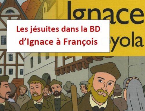 Les jésuites dans la BD